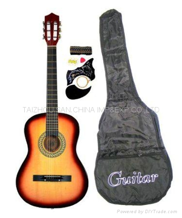 Acoustic Toy Guitar 3