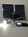 20w-12AH portable DC solar home system 3