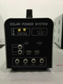 5W-20W portable DC solar home system cabinet box with controller 2