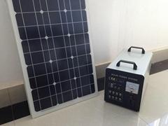 60w-33AH AC&DC solar home system