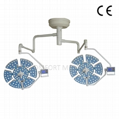 Touch panel hospital shadowless LED surgical light