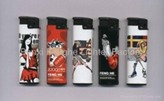 hot sale lighter electronic lighter disposable lighter lighter manufacture