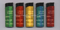 Disposable lighter FH-809 electronic lighter high quality lighter hot sell light