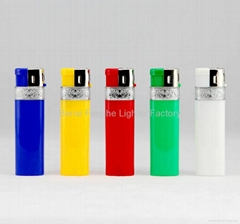 2014 novel disposable lighter FH-819 electronic lighter hot sell lighter