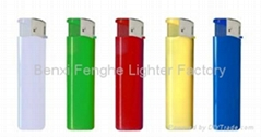 Lovely slim electronic disposable lighter FH-810