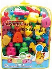 Hot Sale Education Toy Plastic Building Block