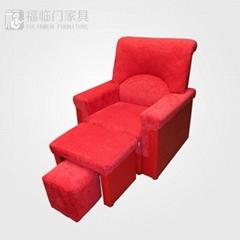 深圳足浴沙發
