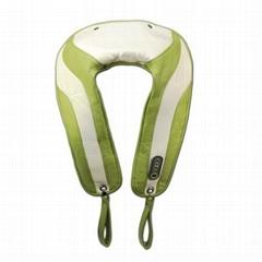 Neck and shoulder massager neck and shoulder massage belt with handgrips