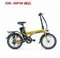 Folding Electric Bike (CB-20F09)