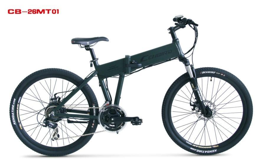 En15194 Approved Mountain E Bike (CB-26MT01) 1
