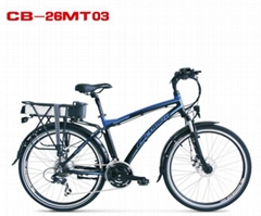 En15194 Approved Mountain Electric Bike (CB-26MT03)