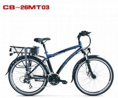 En15194 Approved Mountain Electric Bike (CB-26MT03)