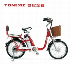 Lithium Battery Electric Bicycle, City Electric Bike (TDT503Z)