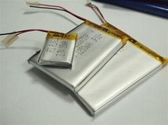 聚合物锂电池2000mAh