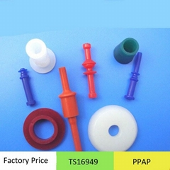 Custom NR NBR SBR EPDM rubber parts manufacturer from China