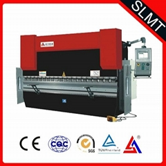WC67K CNC Hydraulic press brake