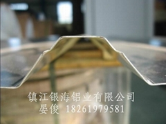 YX25-210-840型鋁壓型板