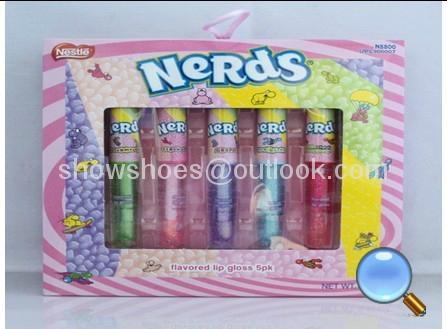 lip sitick bright color silk moisturizing 4