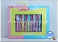 lip sitick bright color silk moisturizing 5