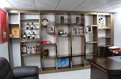辦公室豪華展示架