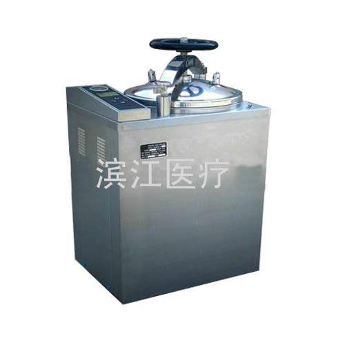 立式压力蒸汽灭菌器  全自动微机型  2