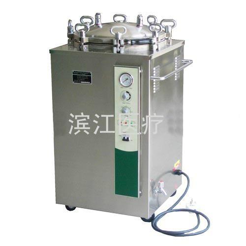 立式压力蒸汽灭菌器  全自动微机型  5