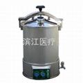 手提式压力蒸汽灭菌器 3
