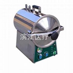 台式快速蒸汽灭菌器