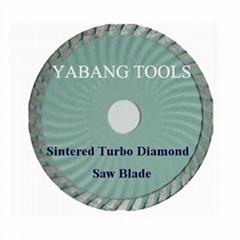 Turbo Diamond Saw Blade