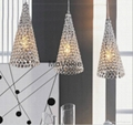 Modern Crystal Ceiling Lamps E14  1