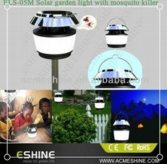 Best sale cheap solar lawn lamp and mosquito killer lamp for outdoor and indoor
