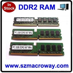 Desktop DDR2 RAM 2GB 800MHZ FROM Macroway