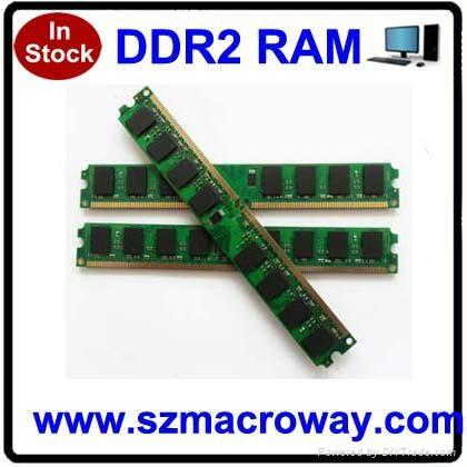 Desktop DDR2 RAM 2GB 800MHZ FROM Macroway   3