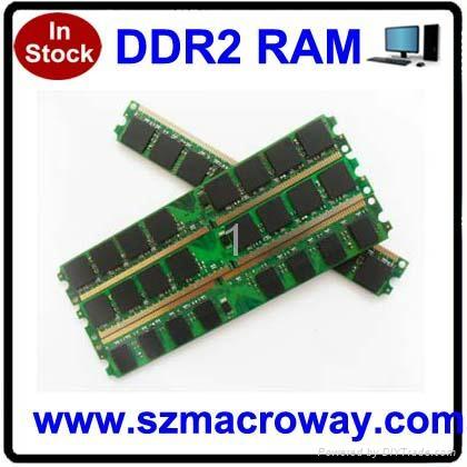 Desktop DDR2 RAM 2GB 800MHZ FROM Macroway   4