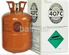 High Quality Refrigerant R407c