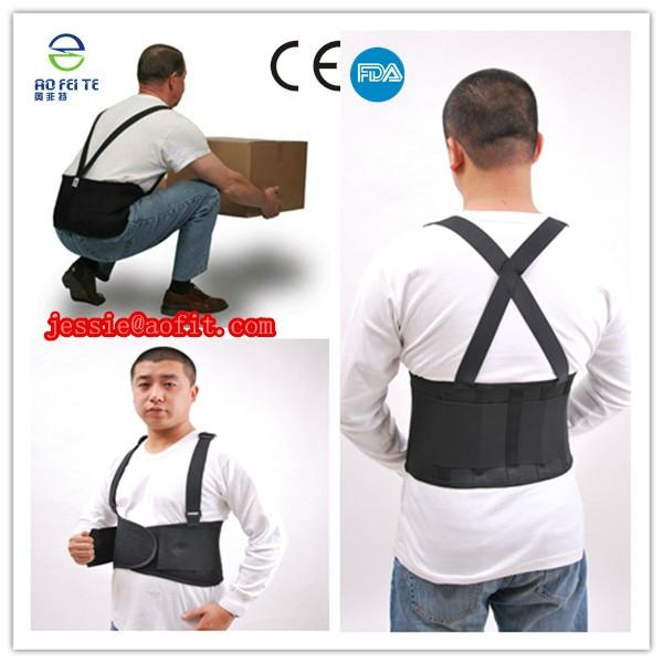 Aofeite Back Support Industrial Safety Lumbar Brace Weight ...
