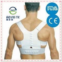 Hot Selling on Ebay! Magnetic Posture Corrector Back Shoulder Corset Belt