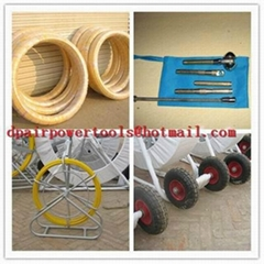 Best quality Fiberglass duct rodder,China duct rodder,low price Fiberglass duct