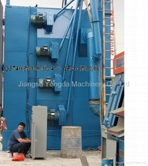 Q35 Series Turntable Shot Blast Cleaning Machine