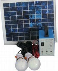 太阳能LED户外照明系统