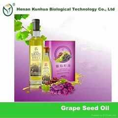 Bulk Grape seed oil Organic Grape Seed Oil