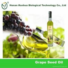high quality organic grape seed oil