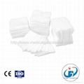 surgical disposable cotton gauze swab