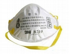 代尔塔8210防护口罩