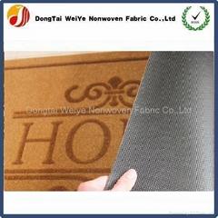 Carpet door mat entrance