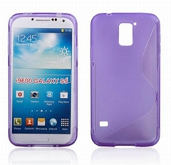 S-Line TPU case for Samsung Galaxy S5