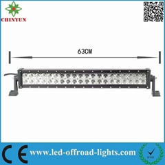 21.5 Inch 120W Cree led offroad lights roof mount light bar with Flood Spot
