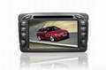 HD touch screen car dvd player for Mercedes Benz W203 W209