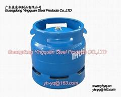 6KG液化石油氣鋼瓶