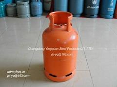 非洲13KG液化石油氣鋼瓶